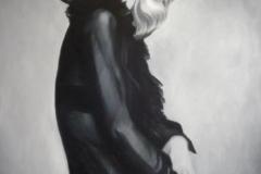Madonna, 120x80 cm,  õli, lõuend2010