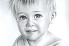 Armas poiss,50x70 cm,kuiv pintsel, paber2012